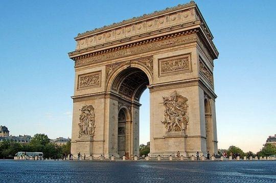 Arc-de-Triomphe-de-l'Étoile